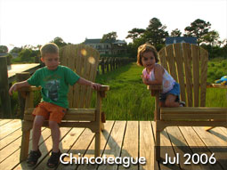 Chincoteague Vacation