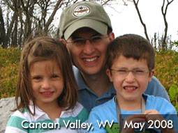 May 2008 : Canaan Valley, WV
